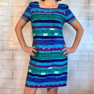 Vintage Funky and Fabulous Early 90s Dress